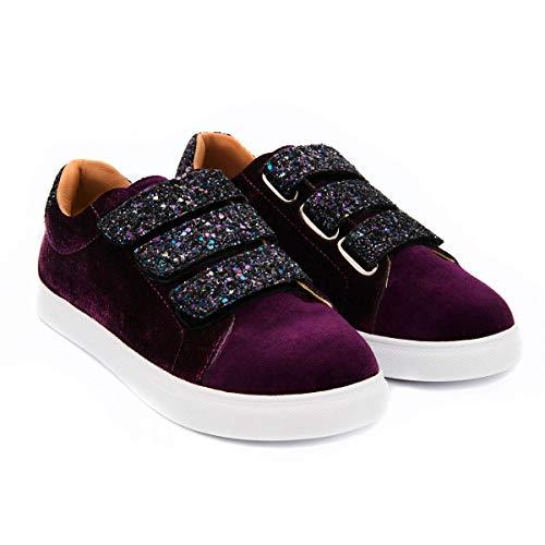 Sneaker Baisers Donna Bons De Aubergine Paname tPdnSw