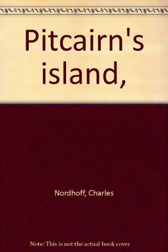 Pitcairn's island,