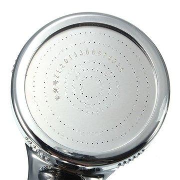 Healthy Negative Ion SPA Pressurize Handheld Filter Shower Head by GenericSR (Image #3)