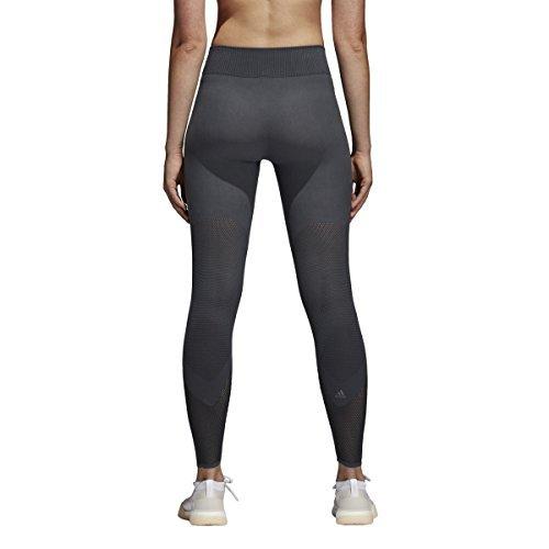 adidas Warp Knit Tight M Carbon-Black - Adidas Nylon Tights