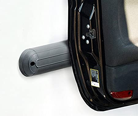 grau Montagezubeh/ör Sossai/® Autot/ürschutzleiste Carprotect Auto T/ürkantenschoner Schockabsorber inkl Premium Garagenwandschutz| 150 cm