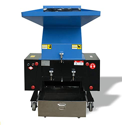 Where to find shredder machine for recycling metal?