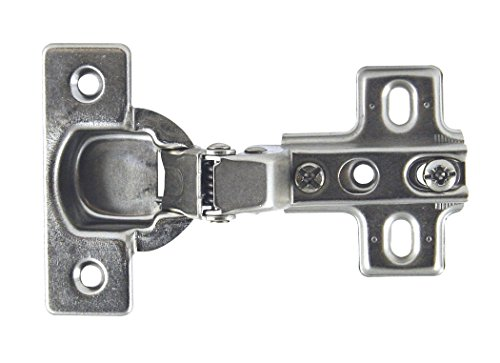 Elba Hinge Concealed Kitchen or Bathroom Cabinet Inset Hardware 2 pairs (4 units)