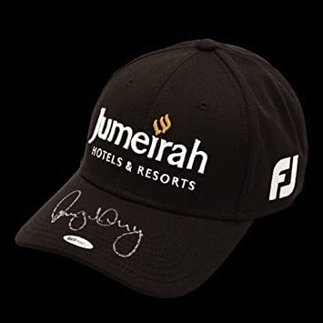 641f58f041f RORY McIlroy Hand Signed Jumeirah Titleist Black Hat UDA at Amazon s Sports  Collectibles Store