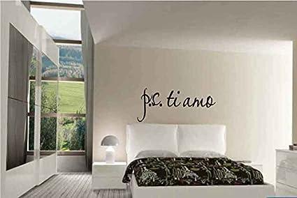 Adesivi murali di San Valentino, adesivi parete camera da ...