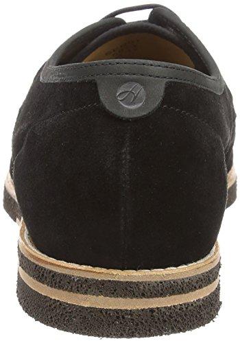 Negro de Cordones Brogue Black para Zapatos Hudson Hombre Agadir n1TwEq0ntP