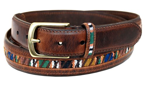 Columbia Mens 32mm Guatemalan Belt