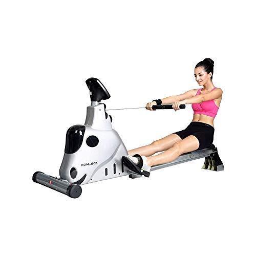 LKNJLL Magnetische Oefening Roeier instelbare weerstand Rowing Machine