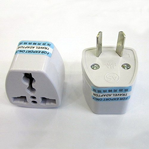 Comprehensive Adaptor -Adapter Power Plug Travel - Worldwide Arranger Oecumenical Cosmopolitan Universal Joint - 1PCs by Unknown (Image #1)