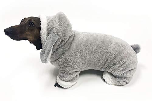 Midlee Small Dog Bunny Dog Costume (Large) -