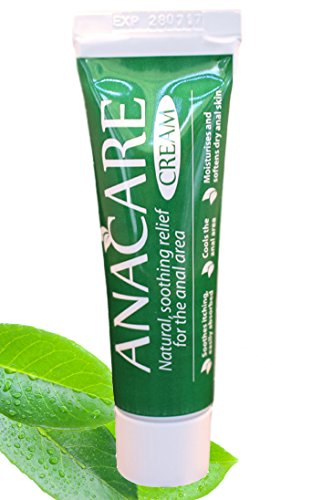 Anacare Natural Cream - Effective soothing relief …