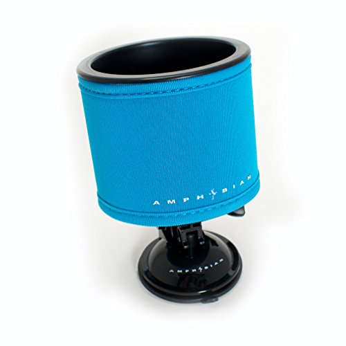 SUP and Kayak Suction Mount Drink Holder Teal