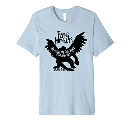 Flying Monkeys t-shirt from the Wizard of Oz, for movie fans]()