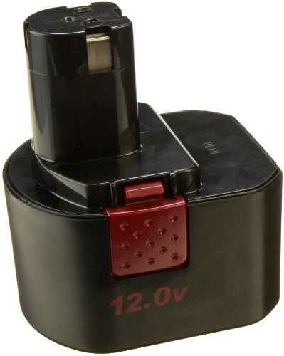 Alemite 339804 12 Volt Spare Battery, Ni-Cad, Rechargeable by Alemite
