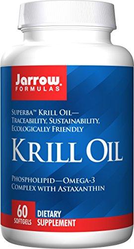 Jarrow Formulas Krill Softgels Pack