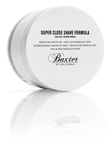 Super Shape (Baxter of California Super Close Shave Formula, 8 fl. oz.)