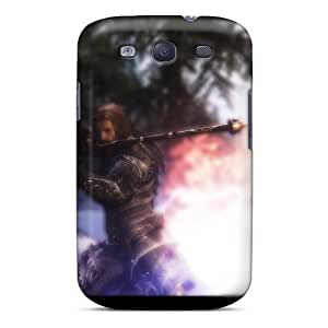 (aLx659vJWe)durable Protection Cases Covers For Galaxy S3(skyrim Who's Next)