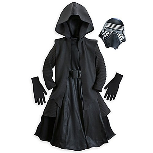 Disney Boys Star Wars The Force Awakens Kylo Ren Costume Size 5/6 (Star Wars Boys Costumes)