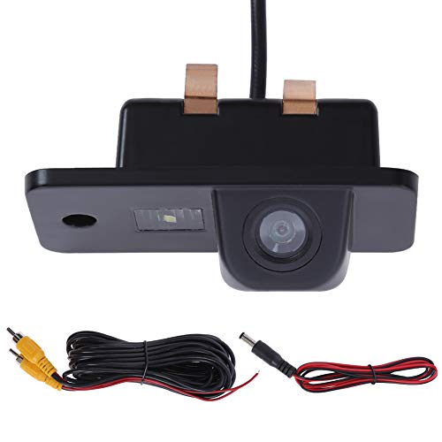 - Sikiwind Car Rear View Reversing Backup Camera with 480 TV Lines, Vehicle Backup Camera System Suitable for Audi A3/ A4 (B6/B7/B8)/ Q5/ Q7/ A8