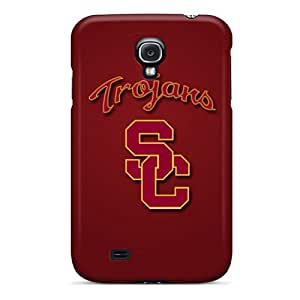 Oospa18698SMgEI Case Cover Protector For Galaxy S4 Southern California Trojans Case