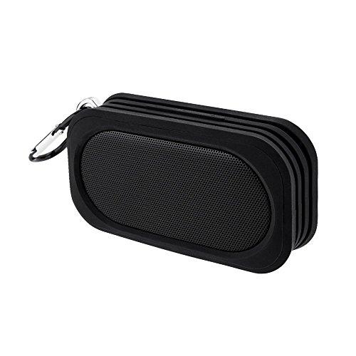 Proxelle Mini Wireless Bluetooth Waterproof Speakers IP67, Clip Loud Speaker Floats on Water,