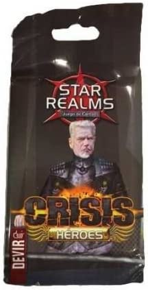 Star Realms Crisis Heroes: Amazon.es: Juguetes y juegos