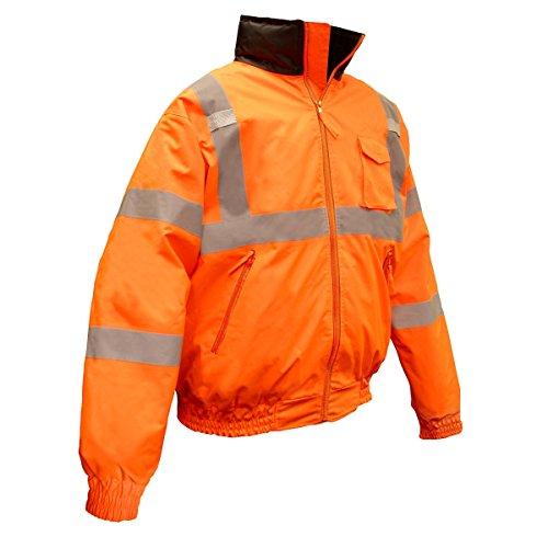 Occunomix Rainwear - Occunomix Occulux 5In1 Coat/Vest 4X Orange