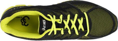 Asics Gel-instinct33 Trail Running-Schuh Onyx/Black/Electric Yellow
