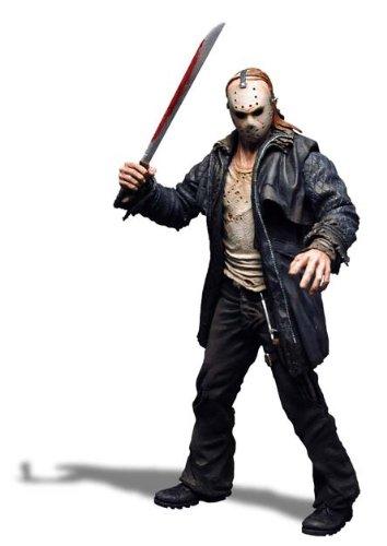 Mezco Toyz Cinema of Fear 12 Inch Figure Jason Voorhees (2009 Remake Version)