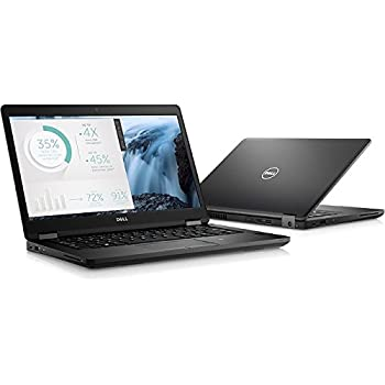 "Dell Latitude 5480 Laptop - 6R2TF (14"" HD, Intel Core i5-7200U 2.50GHz, 8GB DDR4 RAM, 500GB 7200RPM HDD, Windows 10 Pro 64)"