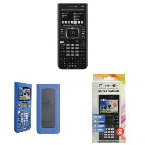 texas-instruments-ti-nspire-cx-cas-graphing-calculator-with-guerrilla-protective-silicone-case-blue-
