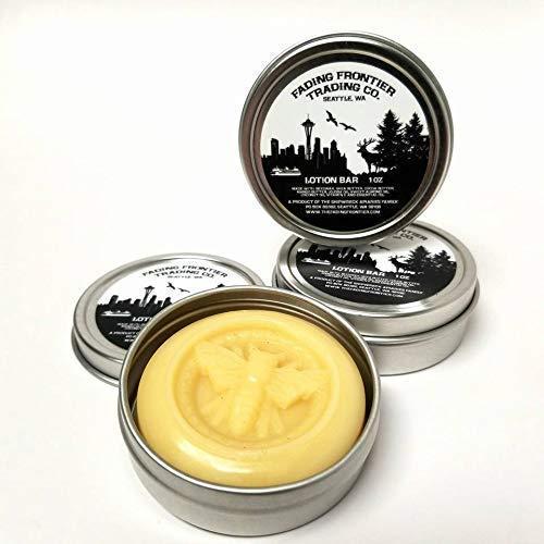 - Beeswax Lotion Bar, lavendar lotion bar, bergamot lotion bar, pomegranate vanilla lotion bar - Fading Frontier Trading Co.
