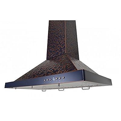 ZLINE 36 in. 760 CFM Designer Series Wall Mount Range Hood (8KBF-36)