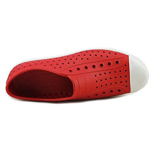 Sneaker Nativo Unisex Jefferson Fashion Rover Rosso / Bianco Conchiglia
