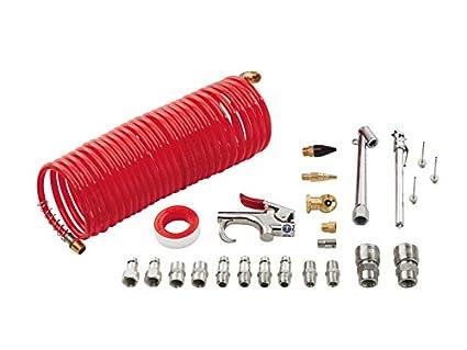 Parkside - Juego de herramientas de aire (25 piezas)