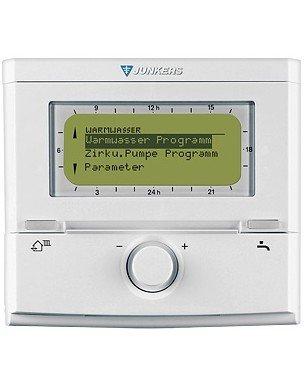 Junkers - Termostato y programador digital semanal y diario
