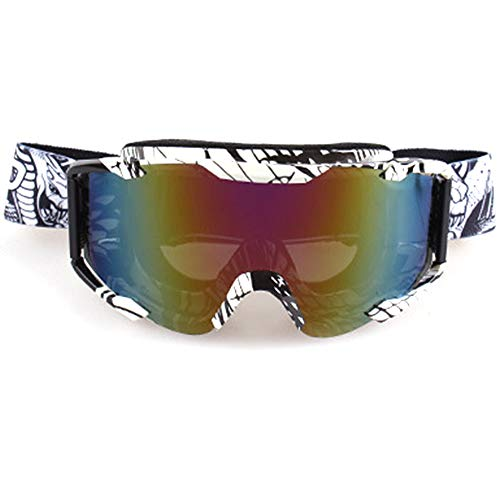 Motorista iShinè Gafas Deporte Gafas Hombre Mujer de Unisex Sol Estilo Adulto 7 8 de glasses protección estilo 8xqtxCwI