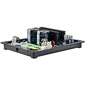 AVR R450 Automatic Voltage Regulator Electronics Module Complete Replacement for Leroy Somer Below 1000KW
