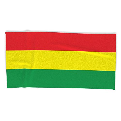Rasta Beach Towels - 3
