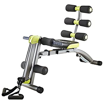 Image of Core & Abdominal Trainers Wonder Core 2 with Built in Twisting Seat and Rower