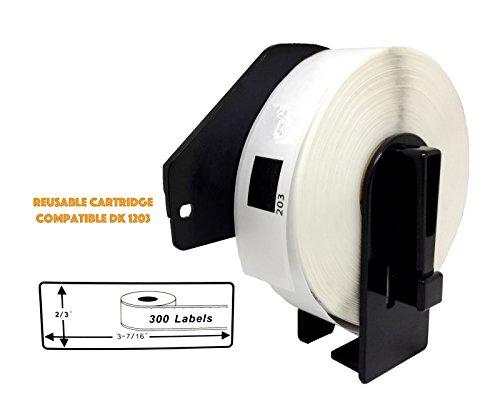 Dk1203 File Folder Label (BESTeck Brother-Compatible DK-1203 17mm x 87mm(2/3