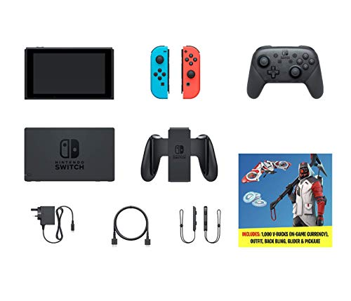 Nintendo Switch Fortnite Bonus Limited Bundle Fortnite Double Helix