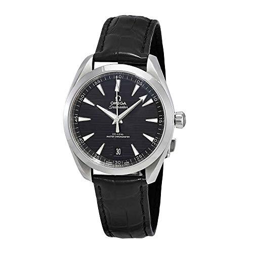Omega Seamaster Aqua Terra Automatic Black Dial Men's Watch 220.13.41.21.01.001