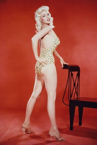 jane mansfield poster