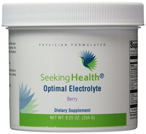 Electrolyte Physician Formulated Seeking Health