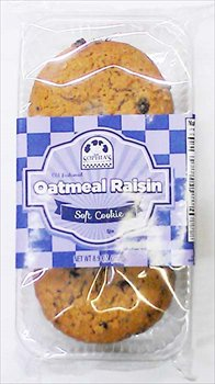 Sophia de Old Fashioned Oatmeal Raisin suave Cookies 8,9 oz ...