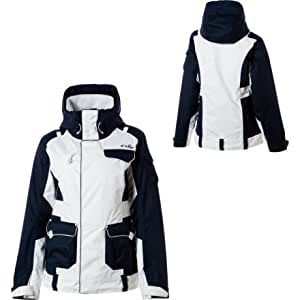 Oakley Connected Womens Insulated Ski Jacket 2011