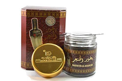 Banafa for Oud Bakhoor Al Khanger (50gm) Incense 3 Pack by Banafa for Oud (Image #2)