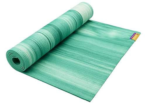 Hugger Mugger Nature Collection Ultra Yoga Mat (Evergreen)