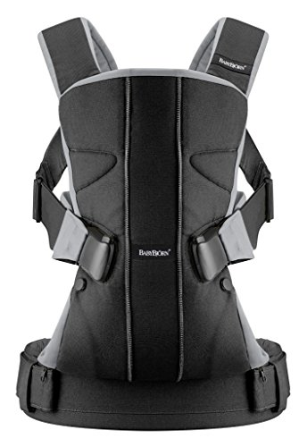 BABYBJORN Baby Carrier One Silver